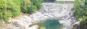 河川状況のイメージ